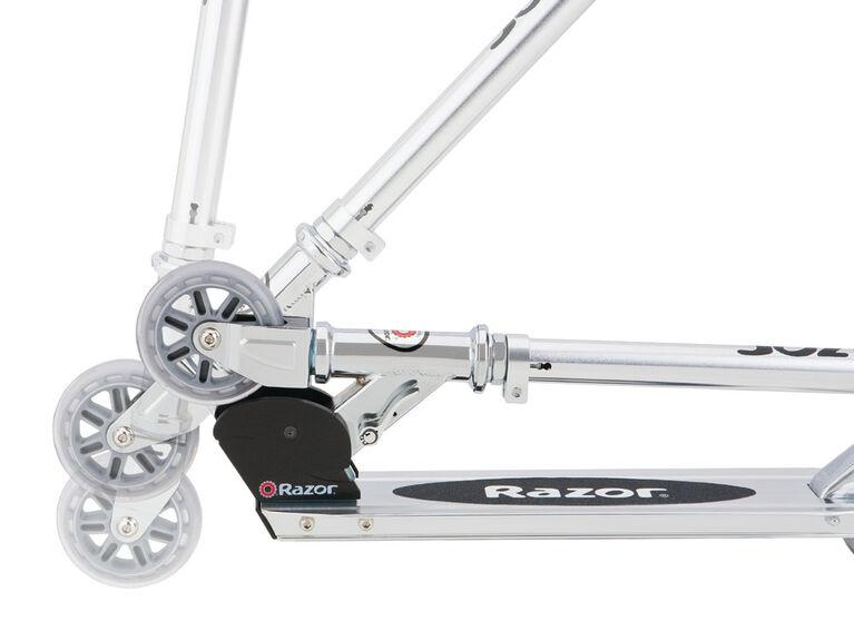 Razor - 98mm A Kick Scooter - Black