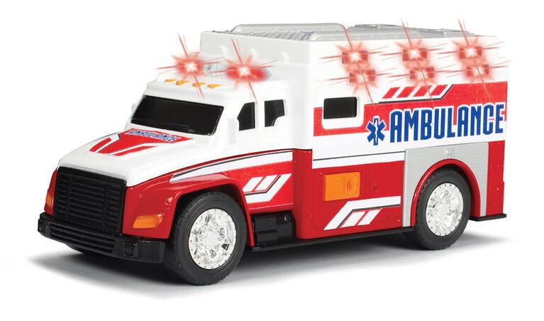 "Hero Patrol 6"" Ambulance"