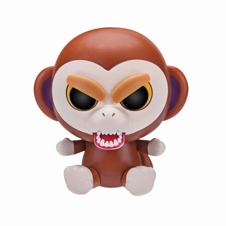 "Feisty Pets 4"" Vinyl Grandmaster Funk Monkey"