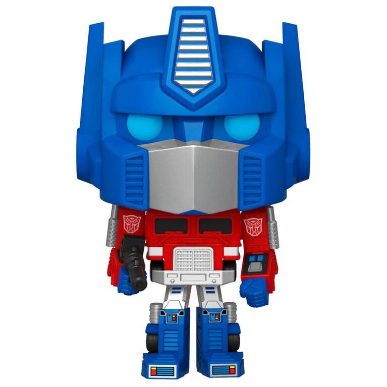 Figurine en Vinyle Optimus Prime par Funko POP! Transformers