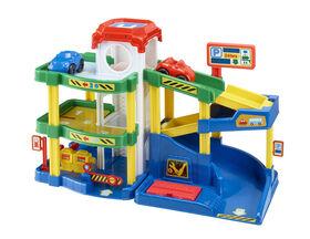 Imaginarium Preschool - Le garage