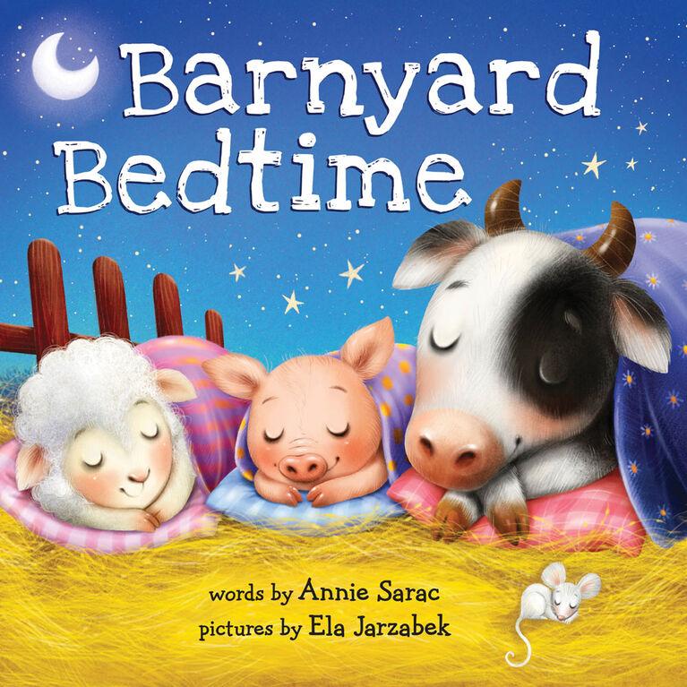 Barnyard Bedtime - English Edition