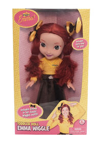 Emma Ballerina Doll with bow for you