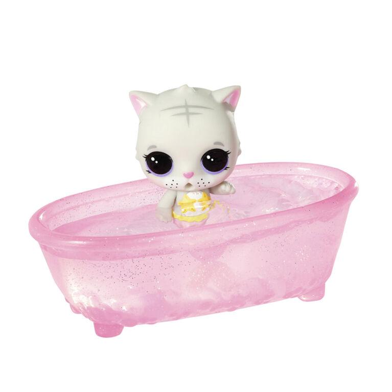 BABY born Surprise Pets with 8+ Surprises, Color Change and Bathtub