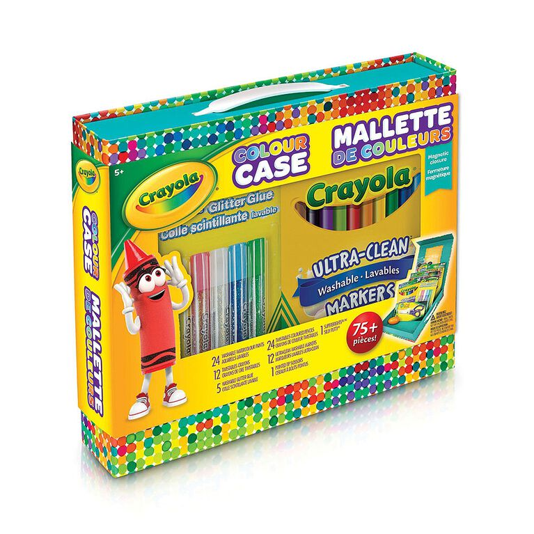Crayola Colour Case