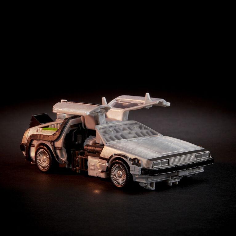 Transformers Collaborative : fusion Retour vers le futur et Gigawatt