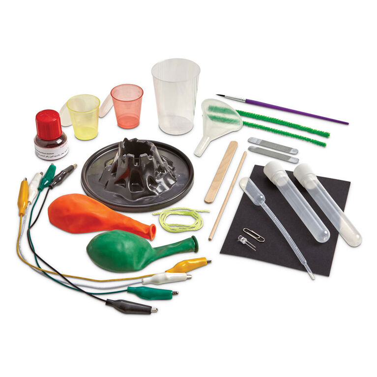 Nickelodeon Experimake Experiments in the Kitchen Science Kit - R Exclusive - English Edition