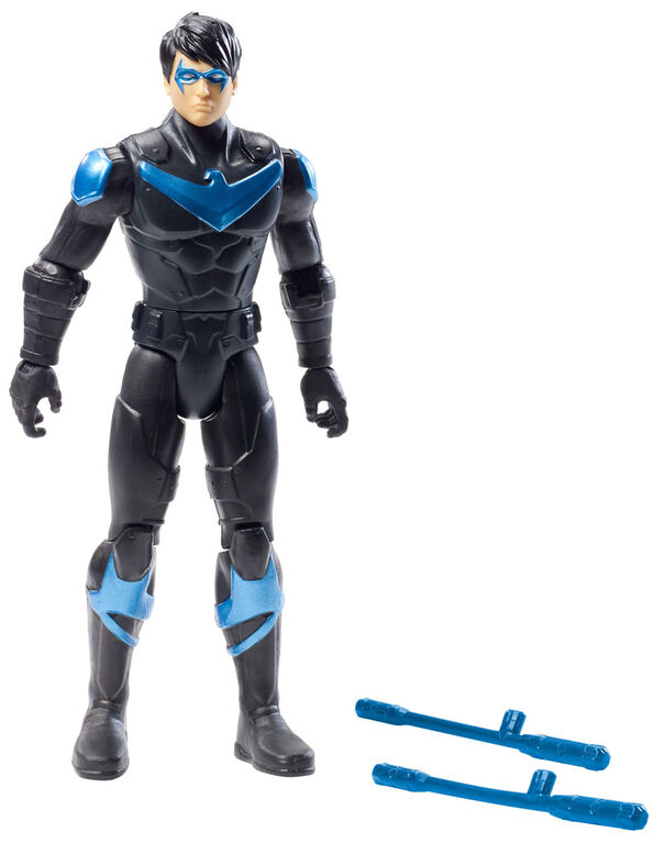 DC Comics Batman Missions Nightwing Action Figure