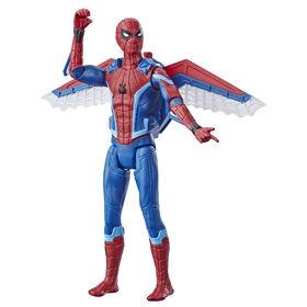 Spider-Man: Far From Home - Série concept Spider-Man costume ailé.
