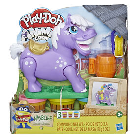 Play-Doh - Animal Crew Naybelle Show Pony Farm Animal Playset