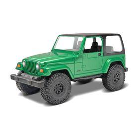 Revell Jeep Wrangler Rubicon - Model