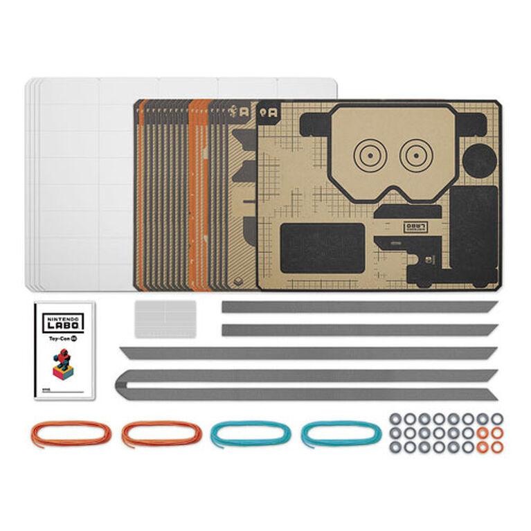 Nintendo Switch - Nintendo Labo Toy-Con 02 Robot Kit