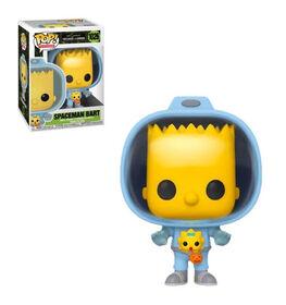 Figurine en Vinyle Spaceman Bart par Funko POP! The Simpsons The Treehouse of Horror