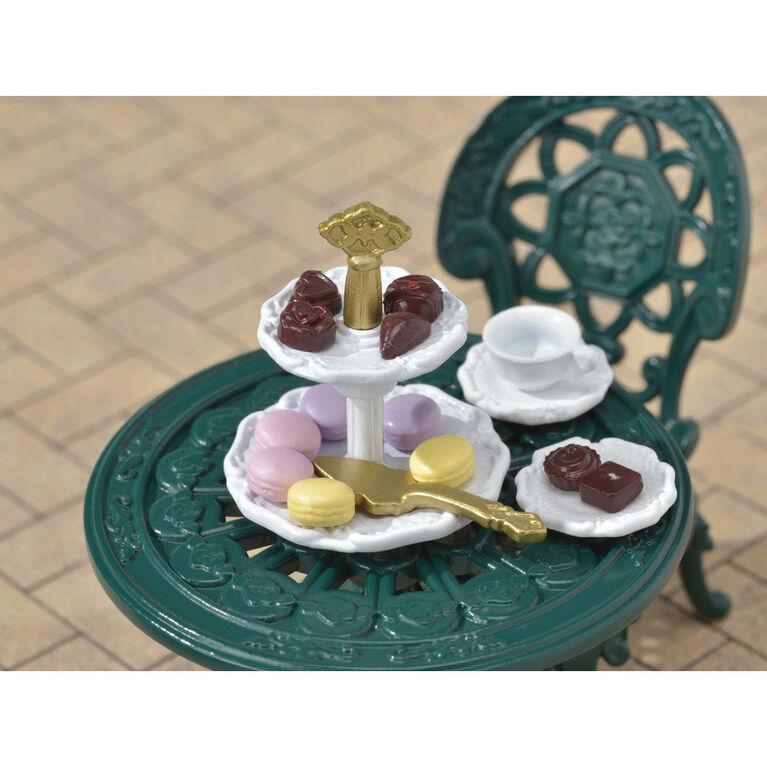 Calico Critters - Tea And Treats Set
