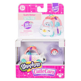 Shopkins Cutie Cars Single Pack - Sushi Roller