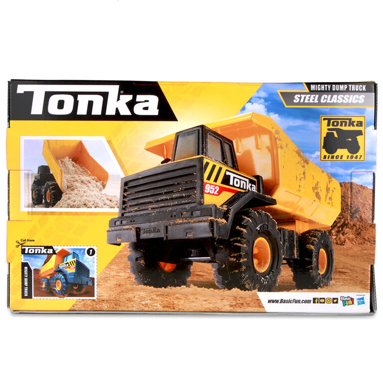 Tonka - Steel Classics Mighty Dump
