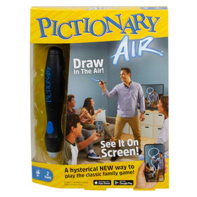 Pictionary Air - English Edition