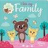 Peep Through: I Love My Family - English Edition