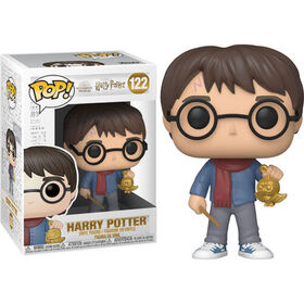 Figurine en Vinyle Holiday Harry Potter par Funko POP! Harry Potter