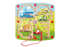 Hape Number & Construction Maze - Édition anglaise
