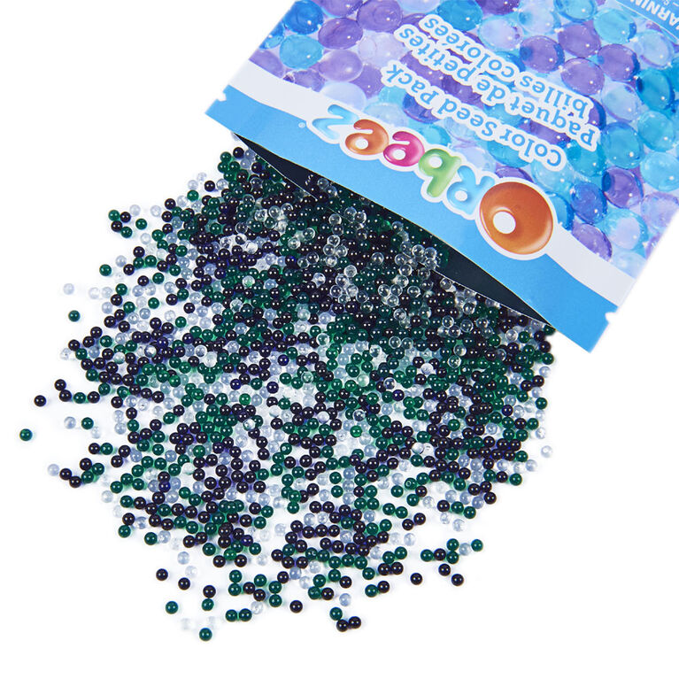 Orbeez, Icy Color Seed Pack with 1,000 Orbeez Seeds to Grow
