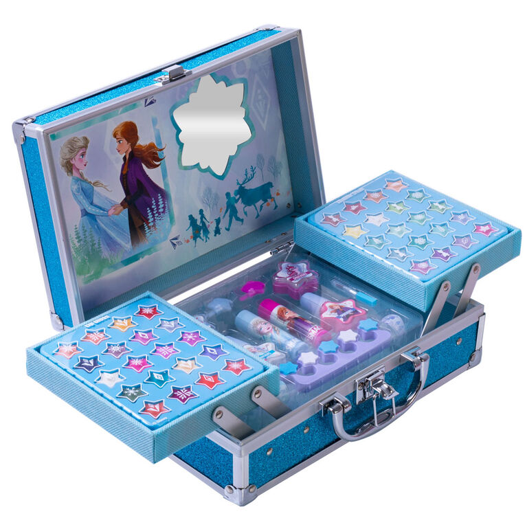 Lip Smacker - Disney Frozen II Train Case - English Edition