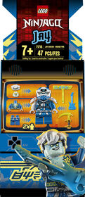 LEGO Ninjago Avatar Jay - Capsule Arcade 71715