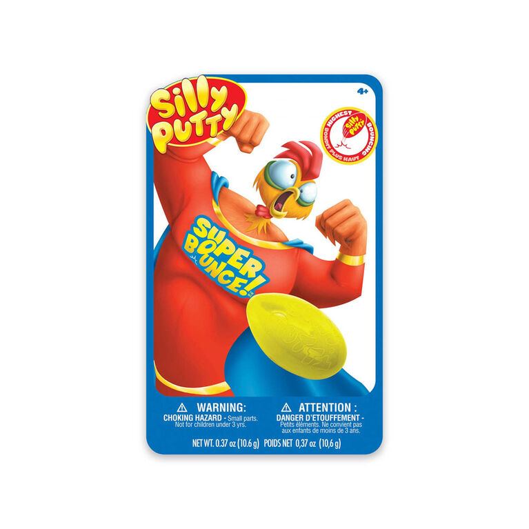 Crayola Silly Putty Super bondissante