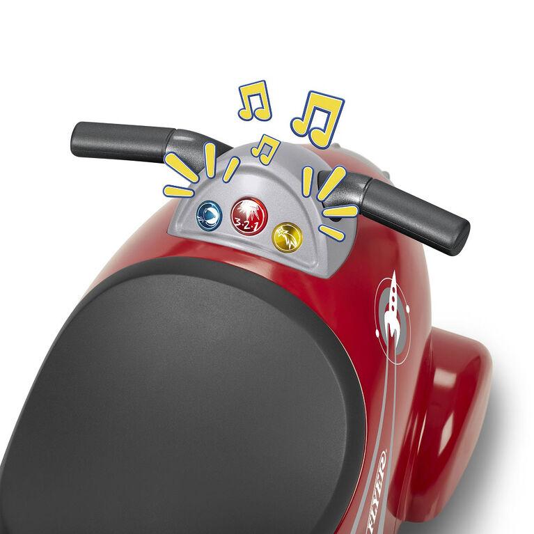 Radio Flyer - Retro Rocket - Red