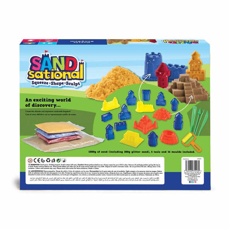 Sandsational Castle Kingdom Set