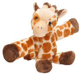Hugger Giraffe Wrap Snap Plush Bracelet