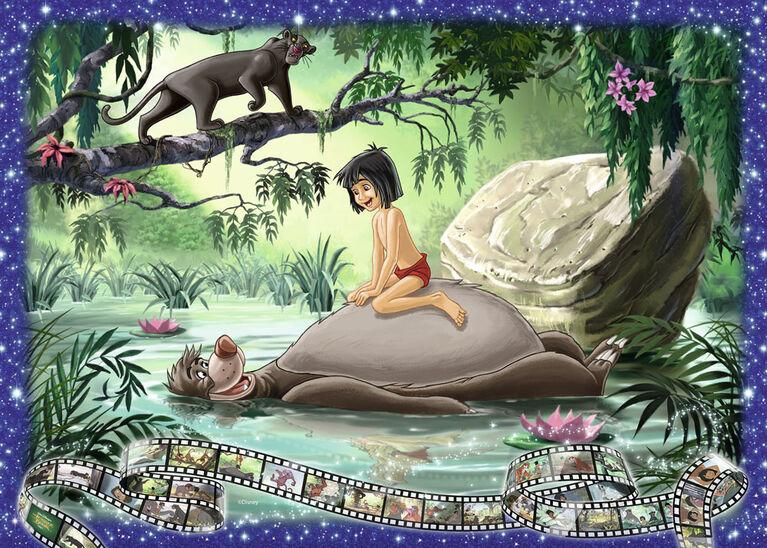 Ravensburger: Disney Collector Jungle Book 1000 PC Puzzle