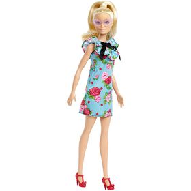 Barbie Fashionistas Retro Garden Party Doll
