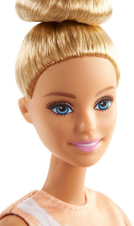 Barbie Made to Move Rhythmic Gymnast Doll