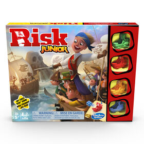 Risk Junior Strategy Game