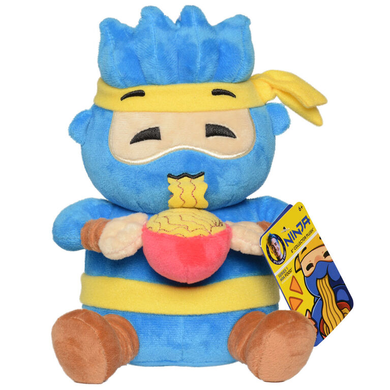 "Ninja 8"" Collector Plush - Ninja Food"