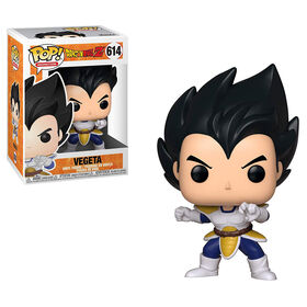 Funko POP! Animations: Dragon Ball Z S6 - Vegeta Vinyl Figure