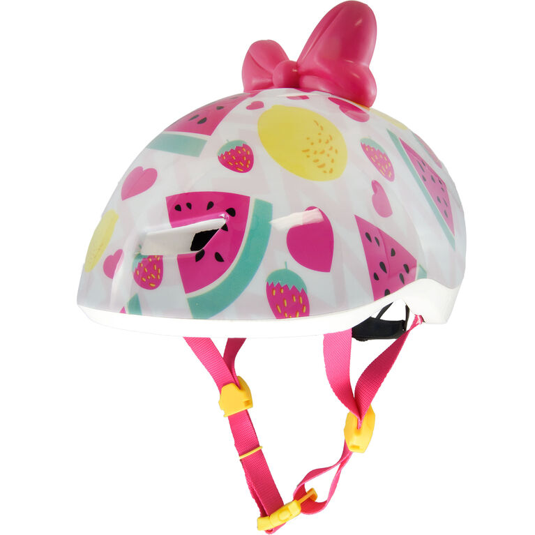 Raskullz Infant Helmet Lil Melon 3D Helmet Fits head sizes 48-52cm