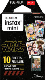 Fujifilm Star Wars Instax Mini Film Pack (10 EXP)