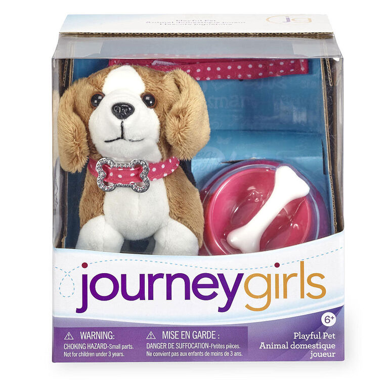 Journey Girls Playful Pet - Beagle Dog