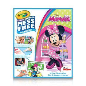 Cahier Color Wonder, Minnie Mouse.