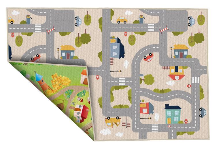 ACHOKA - Cushioned Playmats for babies