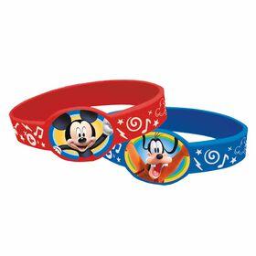 Mickey Stretchy Bracelets 4 pieces