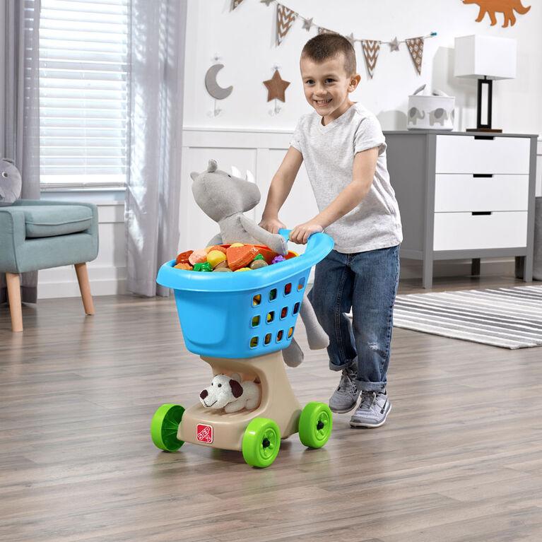 _RFF OCT 25 2019Step2: Little Helper's Shopping Cart (Blue)