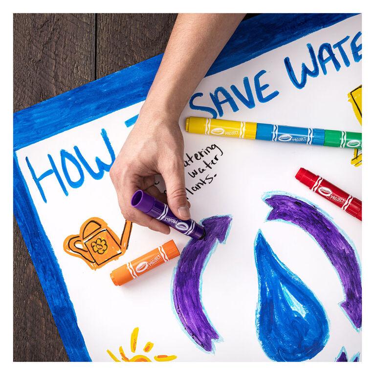 Crayola - Project 6 Quick Dry Paint Sticks