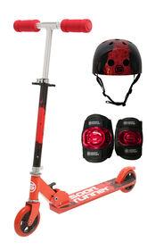 Sport Runner Premium Scooter Combo Set - Red - R Exclusive