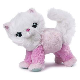 Twisty Petz Cuddlez, Purrella Kitty Transforming Collectible Plush.