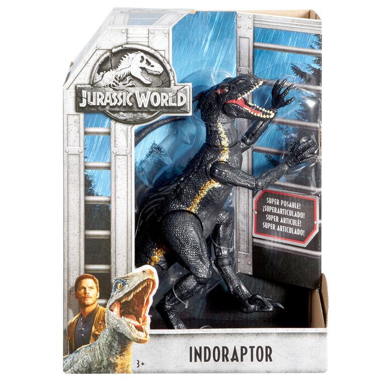 Jurassic World Indoraptor Figure - Villain Dino