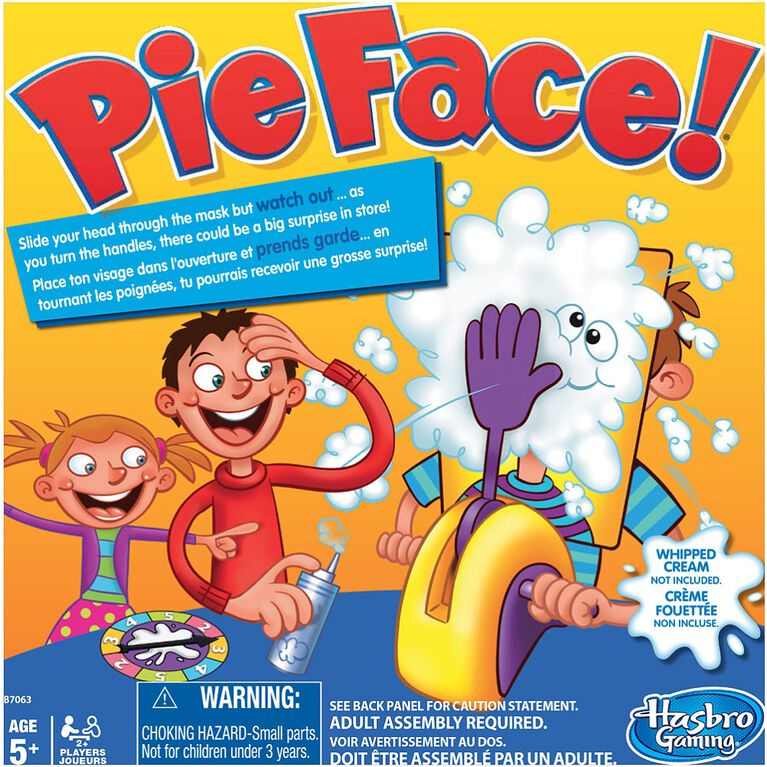 Hasbro Gaming - Pie Face