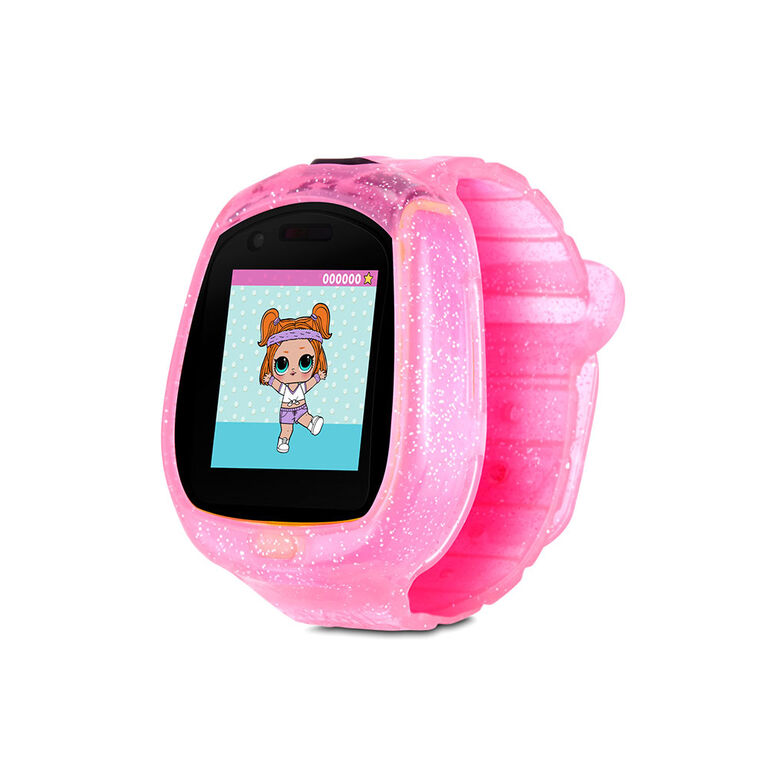 L.O.L. Surprise! Smartwatch and Camera with Cameras, Video, Games, Activities, and more
